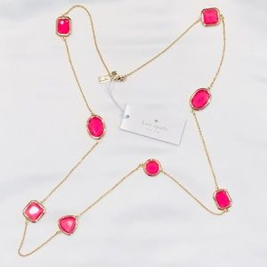 Kate Spade Vegas Jewels Necklace